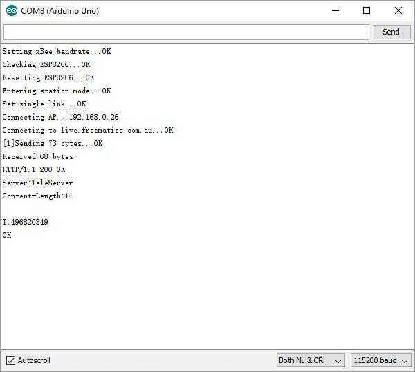 F-ONE_ESP8266_Terminal