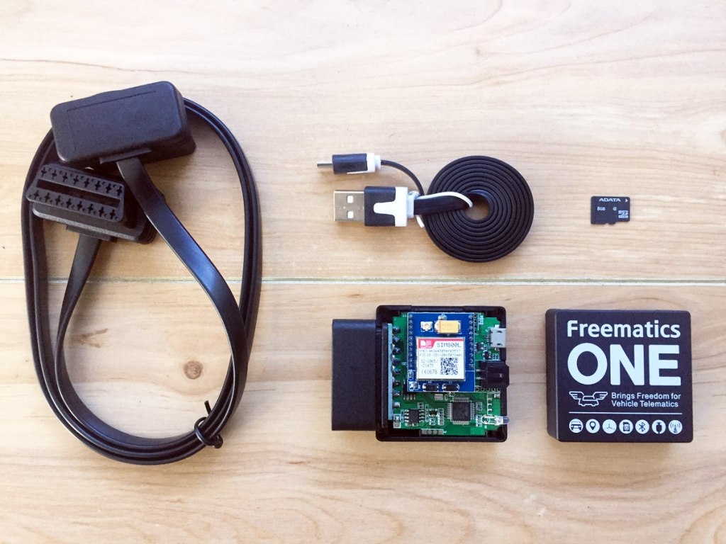Vehicle Telemetry Starter Kit